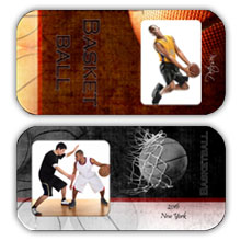 Press Printed Cards/Folded Card/Boutique Card/Sports