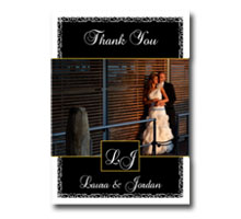 Press Printed Cards/Flat Card/Thank You Cards/029 Portrait
