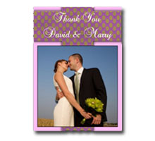 Press Printed Cards/Flat Card/Thank You Cards/030 Portrait