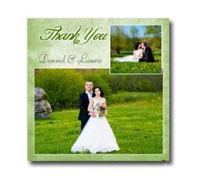 Press Printed Cards/Flat Card/Thank You Cards/020 Square