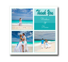 Press Printed Cards/Flat Card/Thank You Cards/025 Square