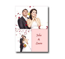 Press Printed Cards/Flat Card/Thank You Cards/005 Portrait