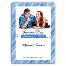 Press Printed Cards/Flat Card/Save The Date/007 Portrait