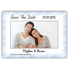Press Printed Cards/Flat Card/Save The Date/011 Landscape