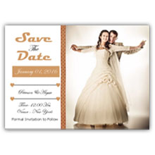 5.5X4 Save The Date(014L)