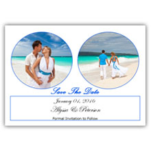 5.5X4 Save The Date(019L)