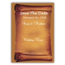 4X5.5 Save The Date (023P)