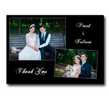 Press Printed Cards/Flat Card/Thank You Cards/003 Landscape