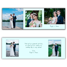 Press Printed Cards/Trifold/5x5/006